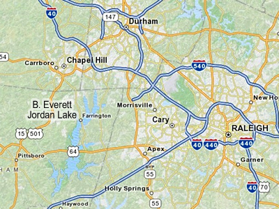 B Everett Jordan Lake Nc 751 Area July 16 2011